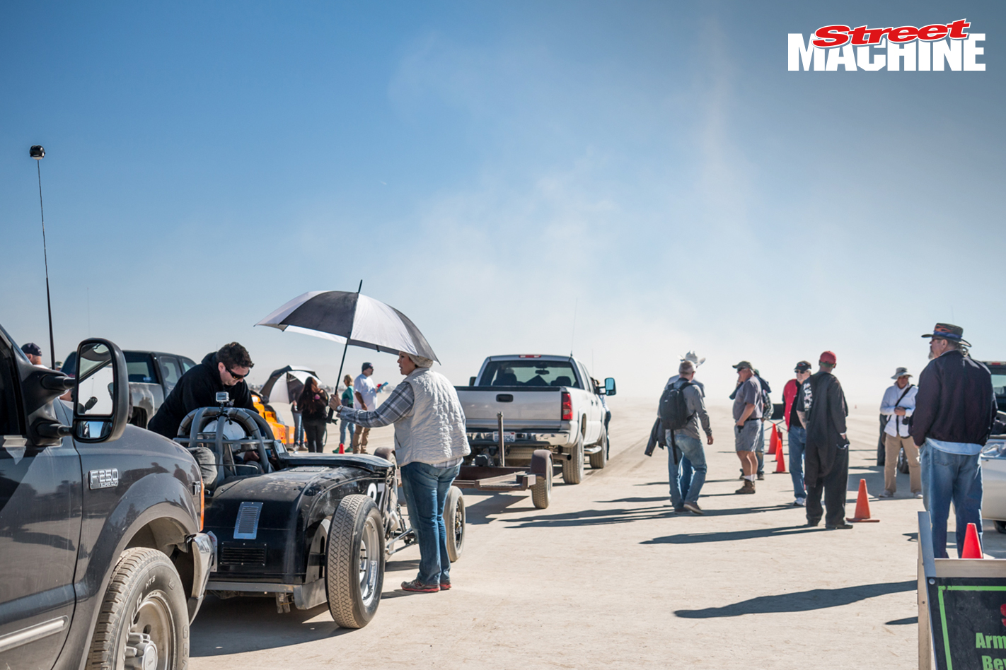 El Mirage Land Speed Racing 3651