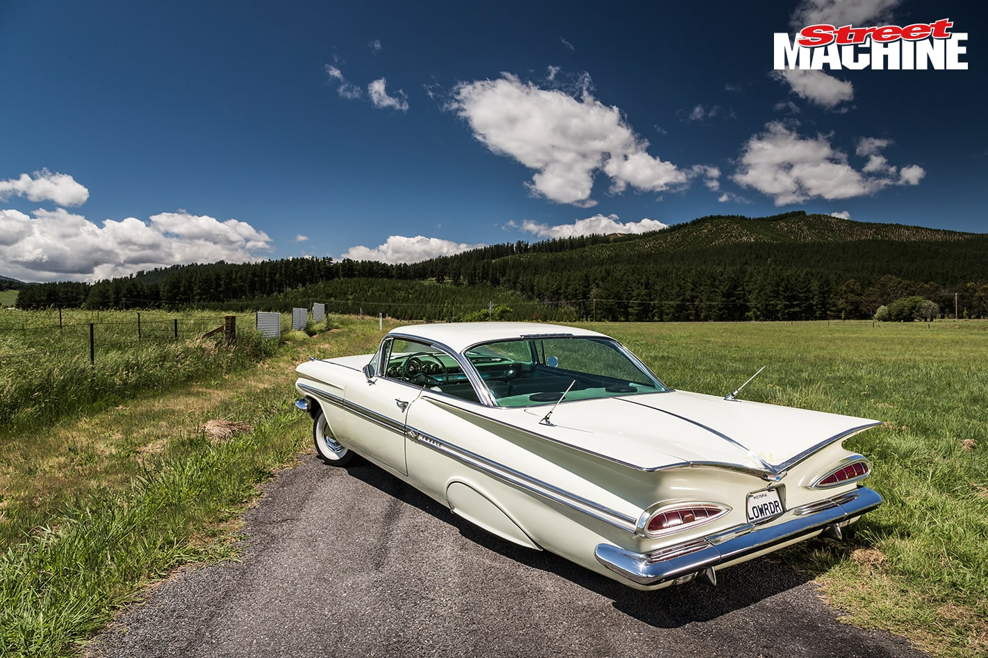 59 Chevy Impala Coupe 4 Nw