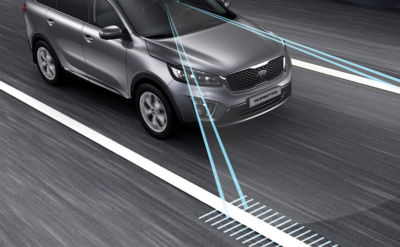 Lane departure warning systems work, US study shows