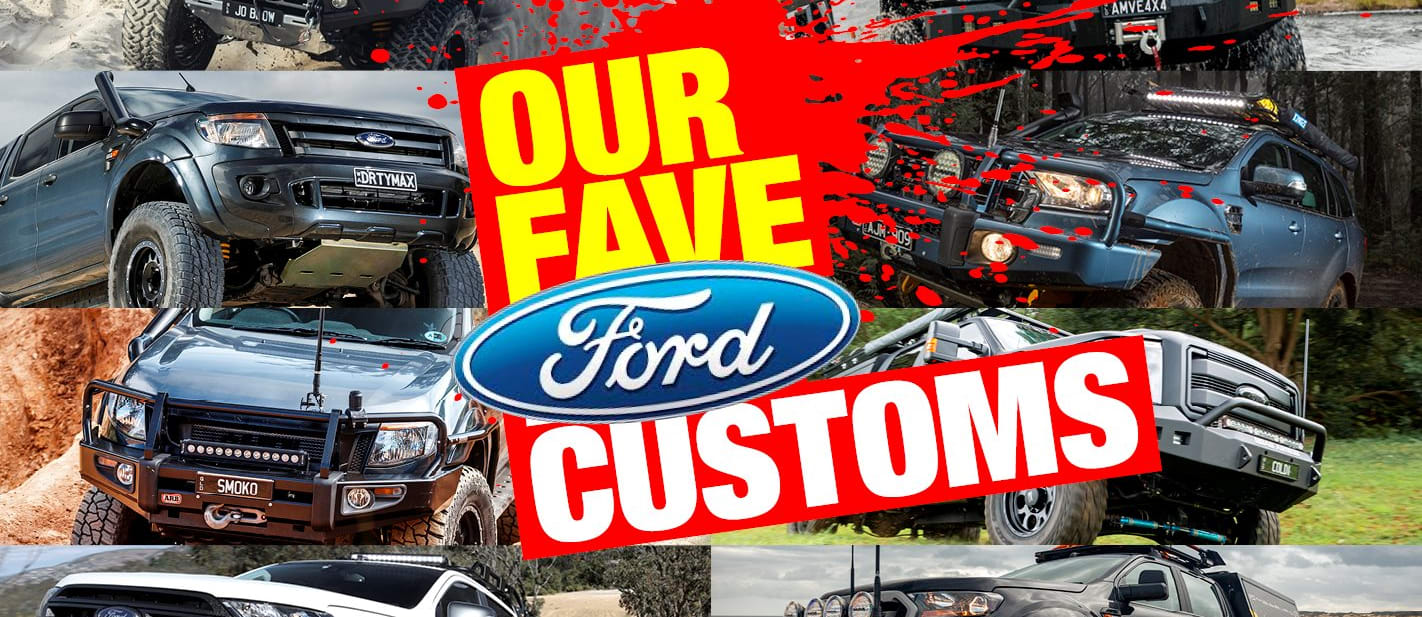 Eight showstopping custom Ford builds
