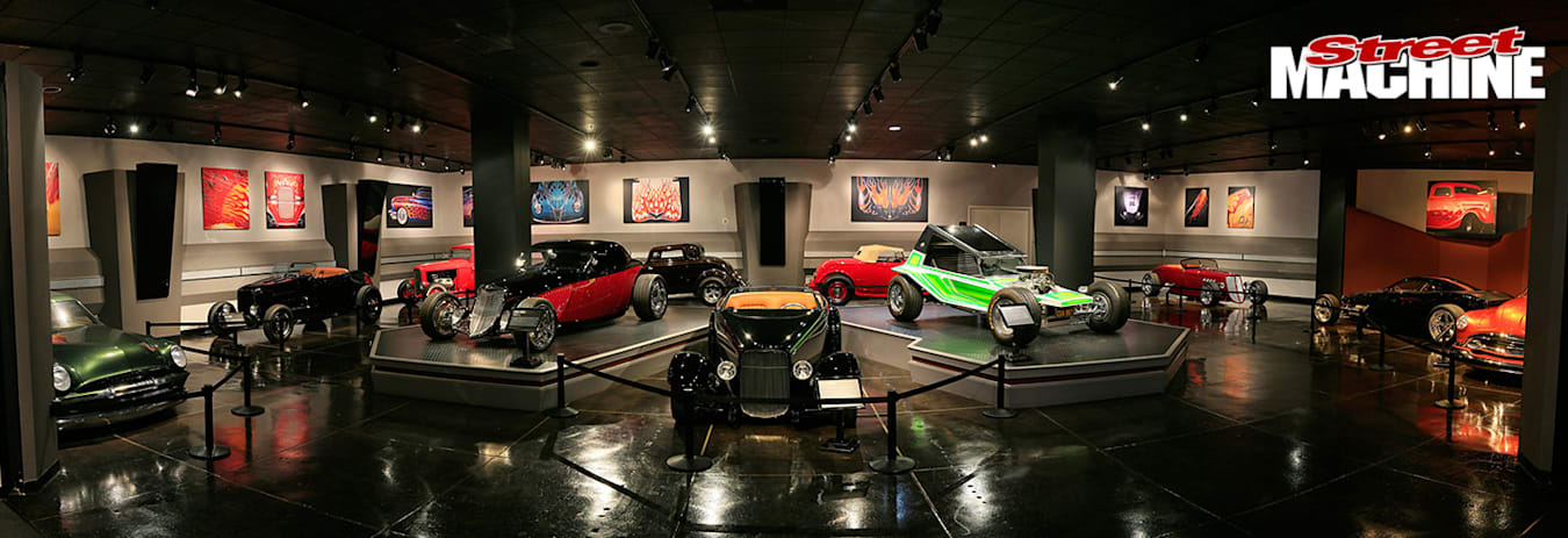 Petersen Museum