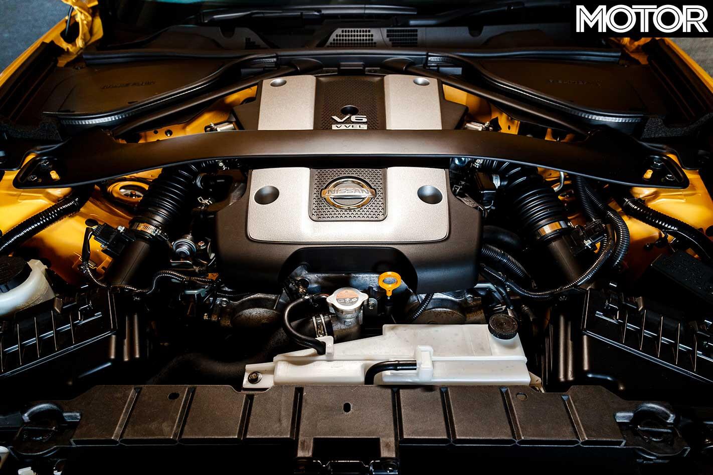 2019 Nissan 370 Z N Sport Engine Jpg