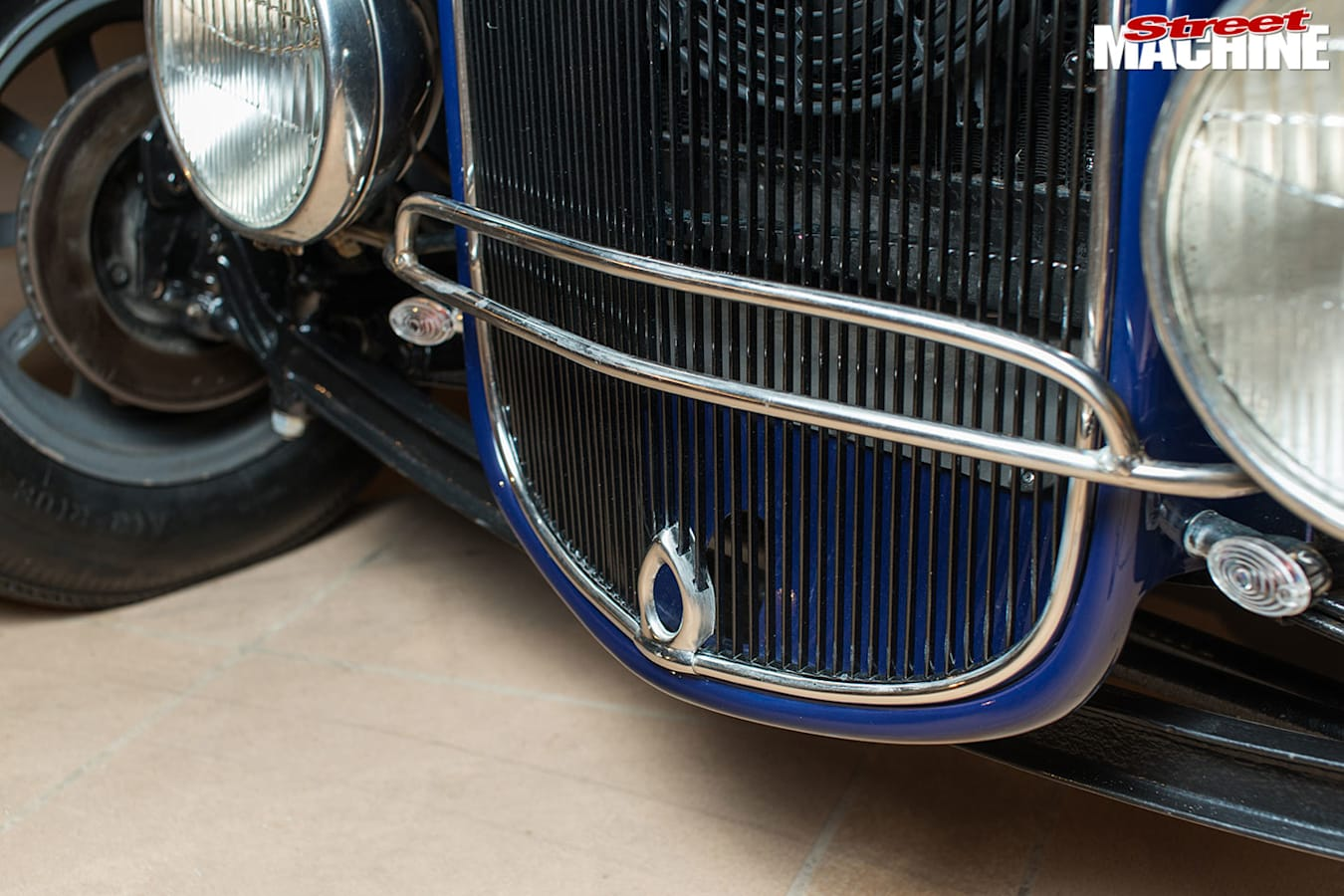 Ford Model A grille