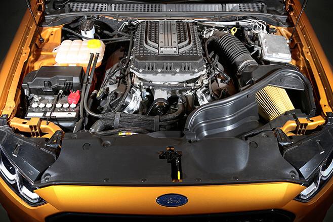 Ford Falcon XR8 Engine