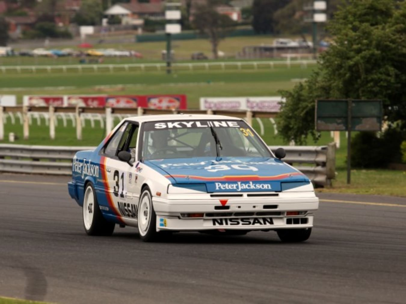 DR30 Skyline Australian touring car