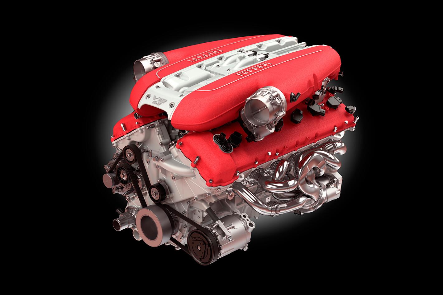 Ferrari 812 Superfast 6.5 V12