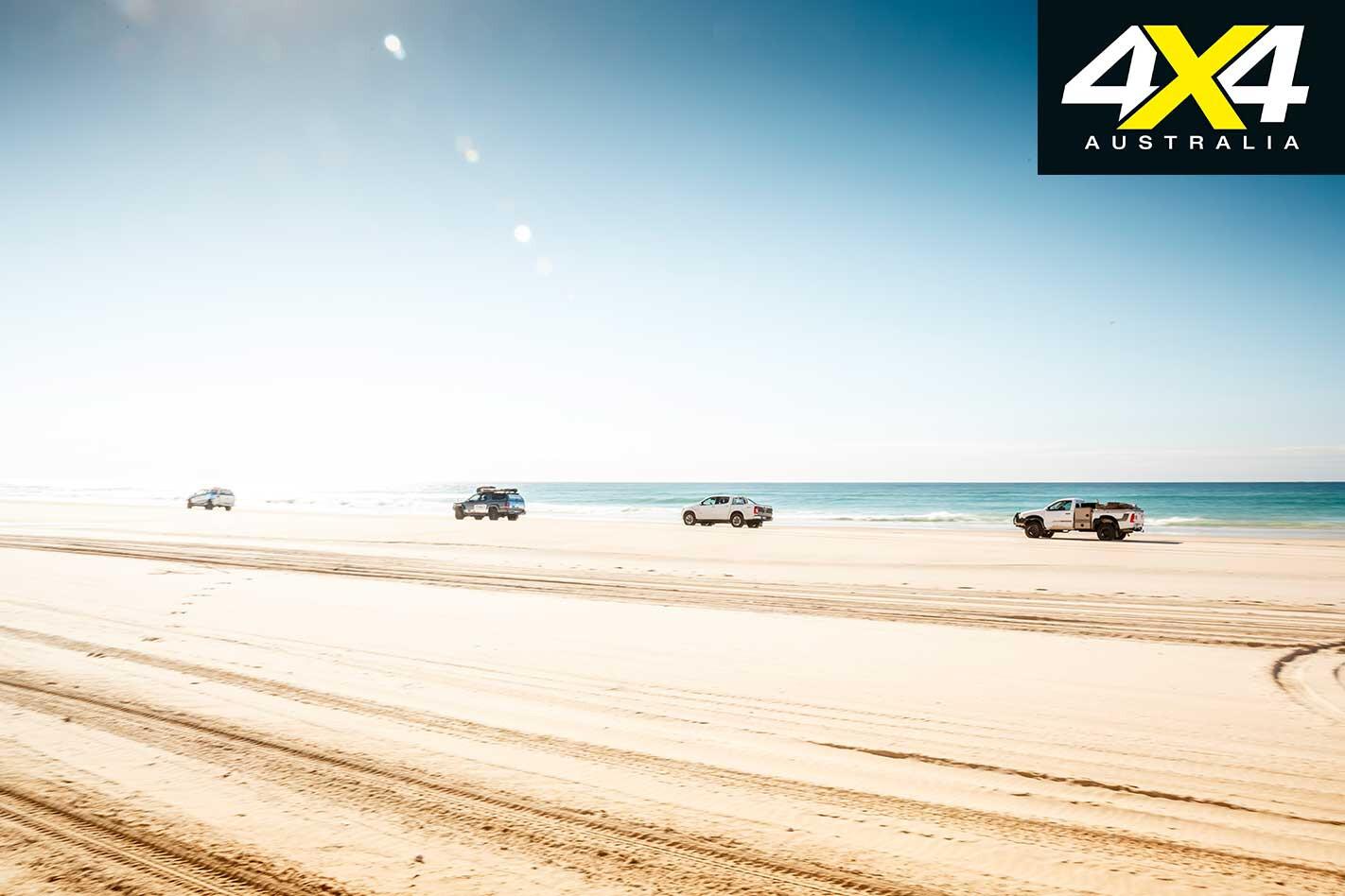4 X 4 Adventure Series South East Queensland Part 2 Beach Driving Jpg