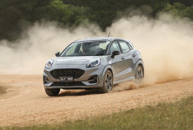 Ford Puma at Car of the Year 2021