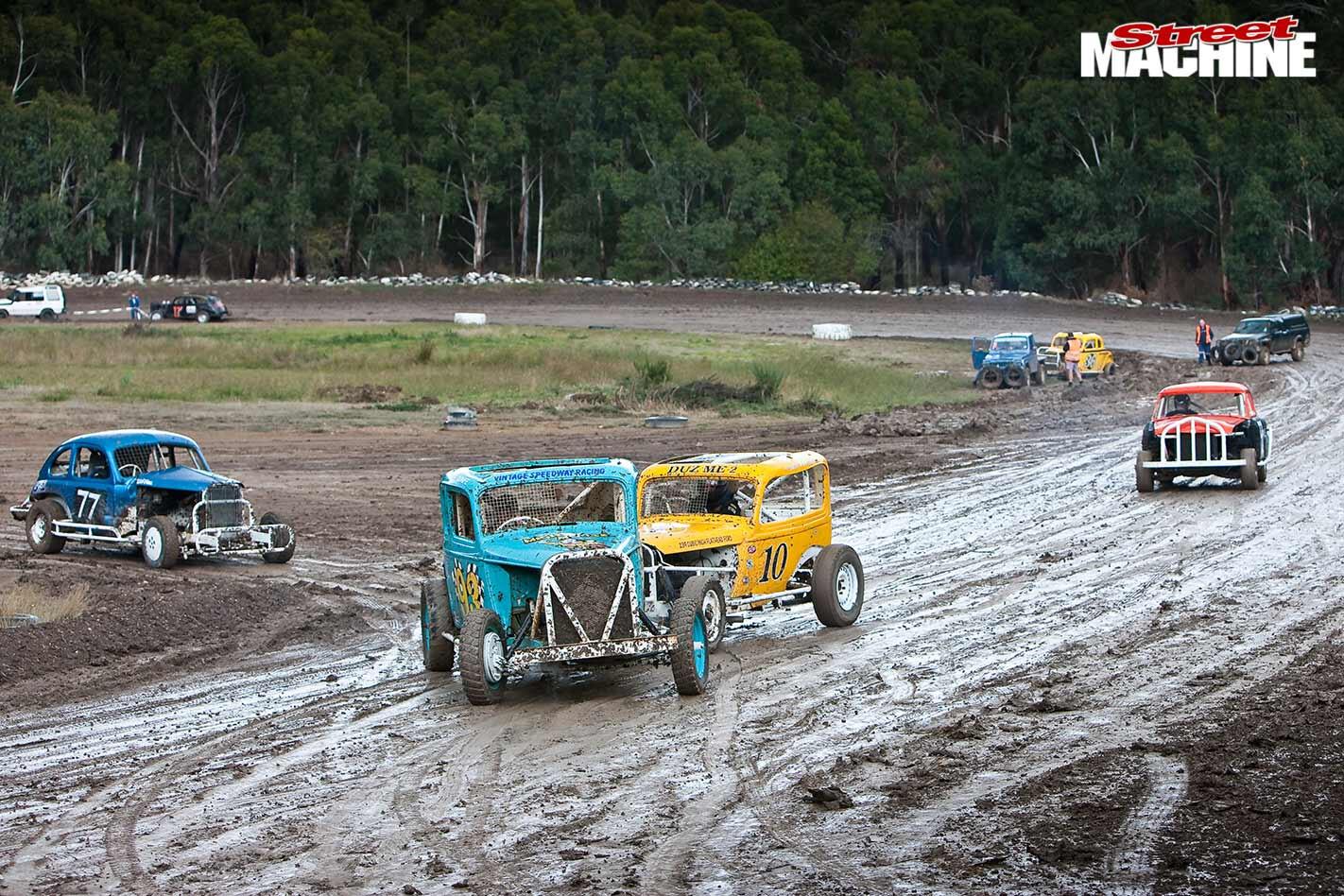 vintage racing