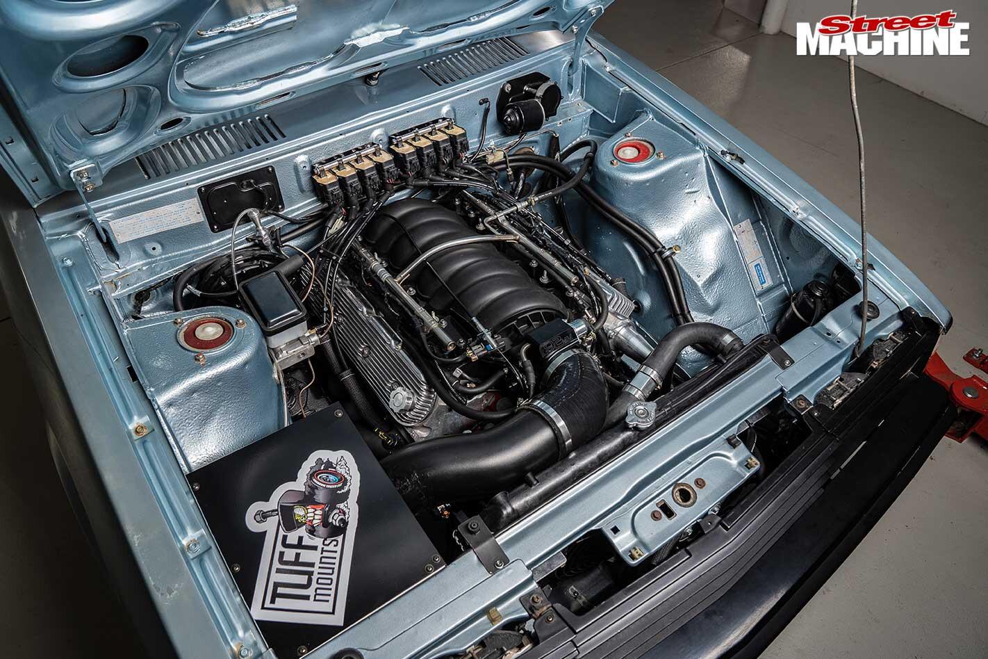 LS-powsered Mitsubishi Sigma