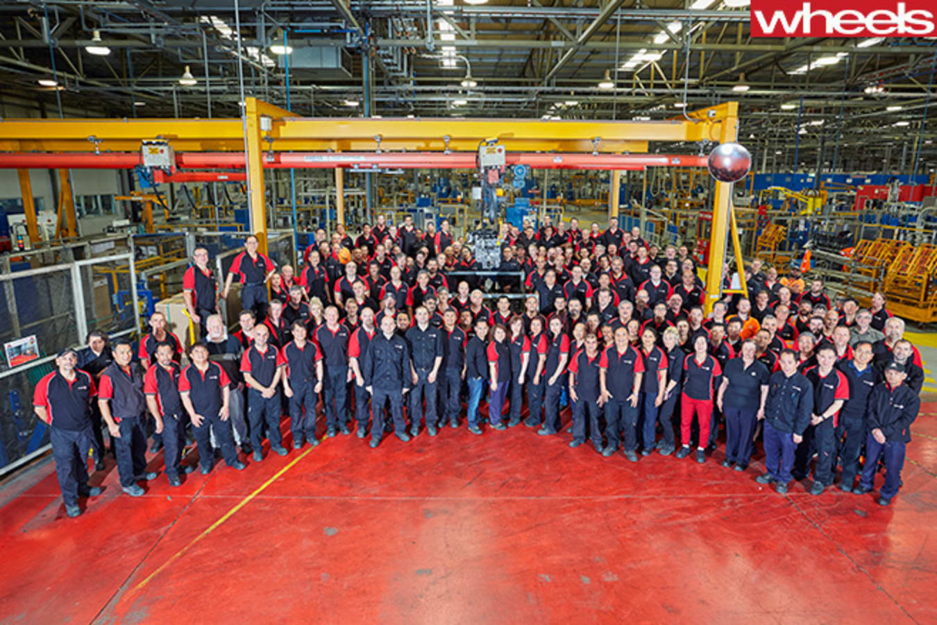 Holden -factory -workers -on -site