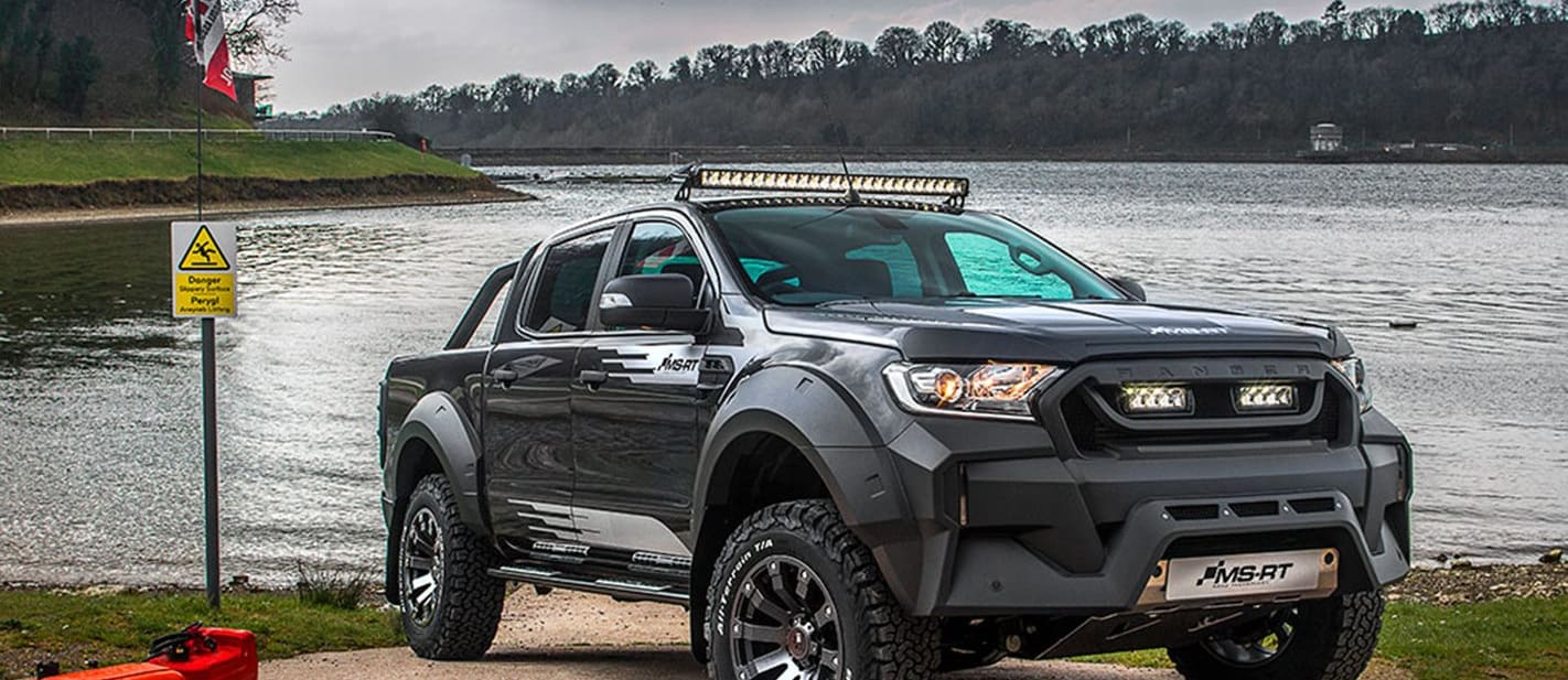 VIDEO: WRC-inspired Ford Ranger on sale in Oz for almost $90K
