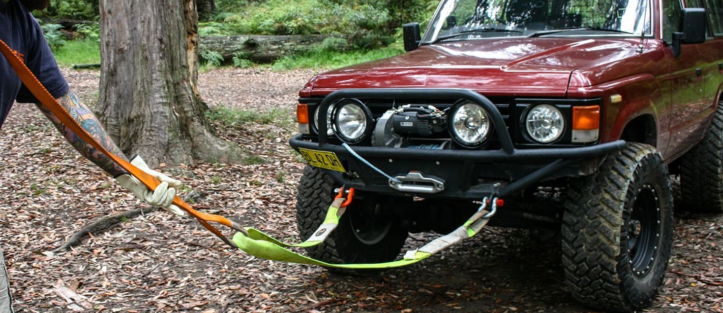 4X4 recovery guide: recovery kits