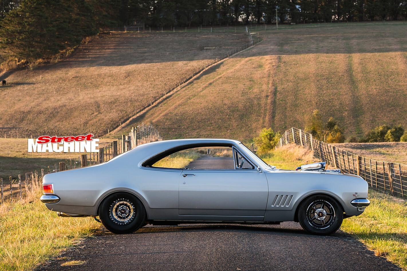 Holden -HG-Monaro -side -view