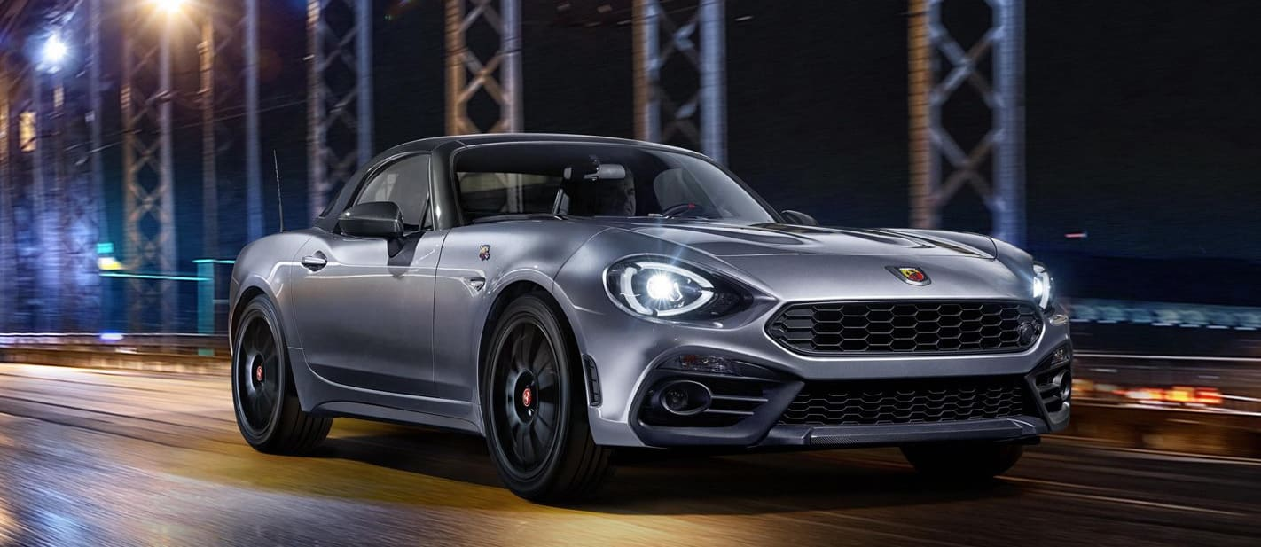 2018 Geneva Motor Show Abarth 124 gets a date with carbon