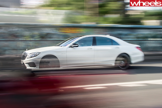 2016-Mercedes -Benz -S63-L-driving -front -side