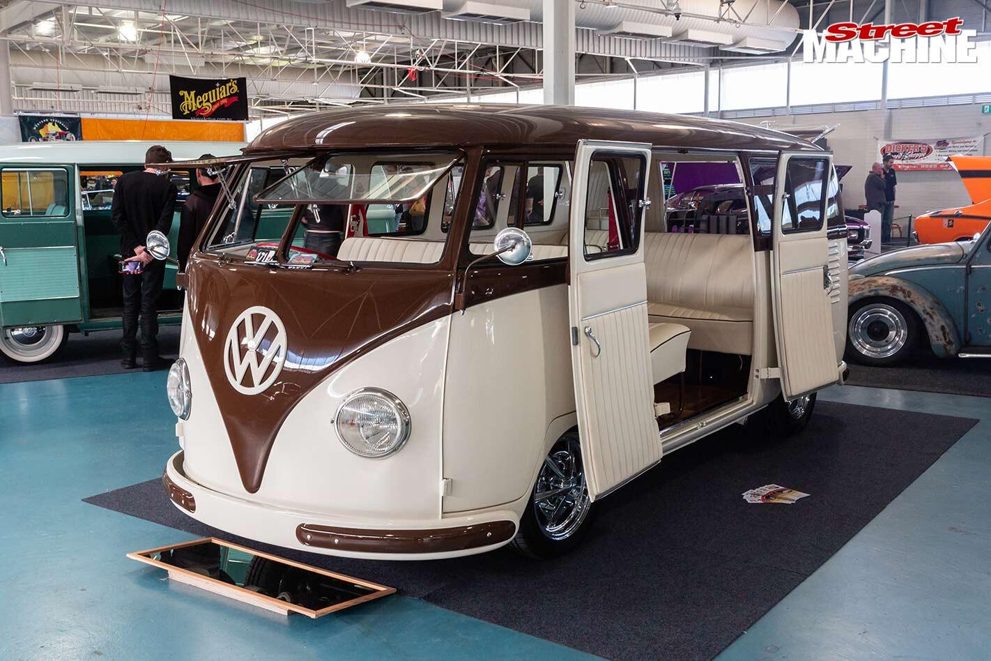 VW Kombi at WA Hot Rod Spectacular