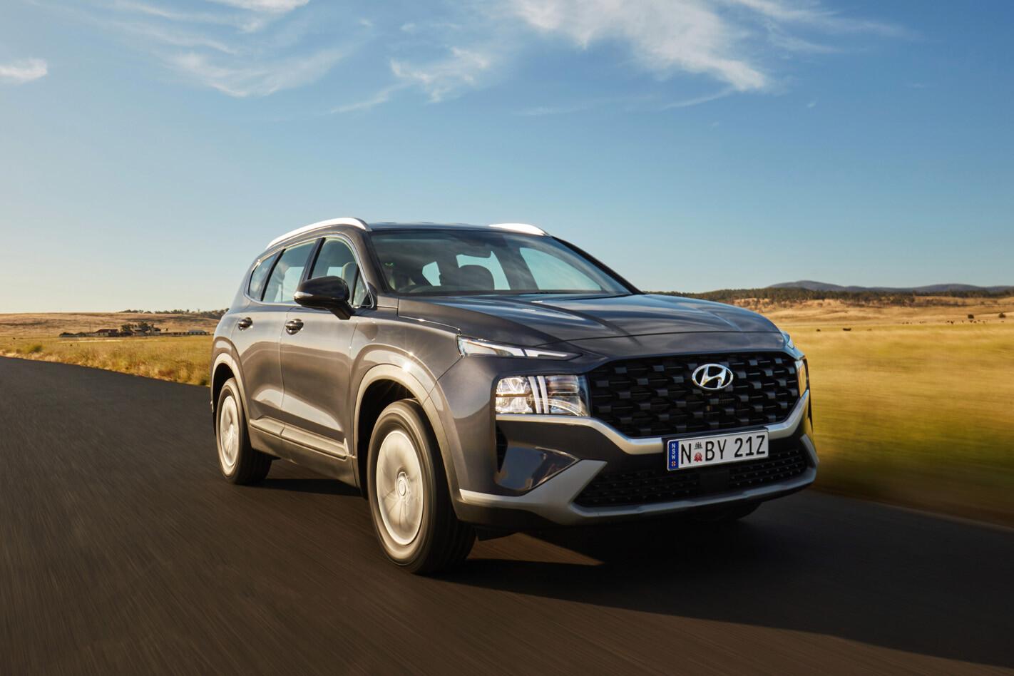 2021 Hyundai Santa Fe diesel review