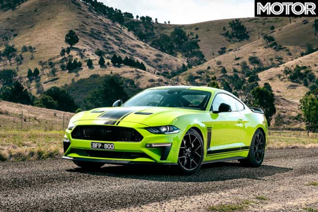 Ford Mustang R Spec Front Jpg