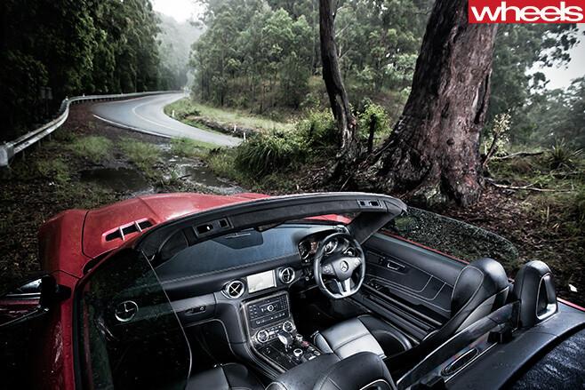 Mercedes -Benz -SLS-Cup -convertible