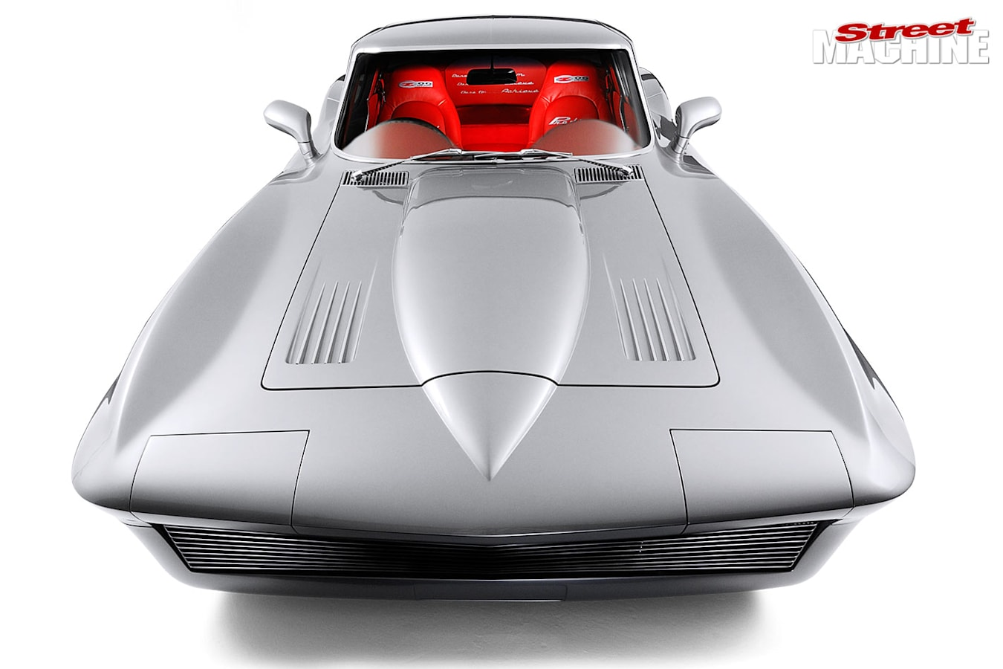 restomod corvette c2