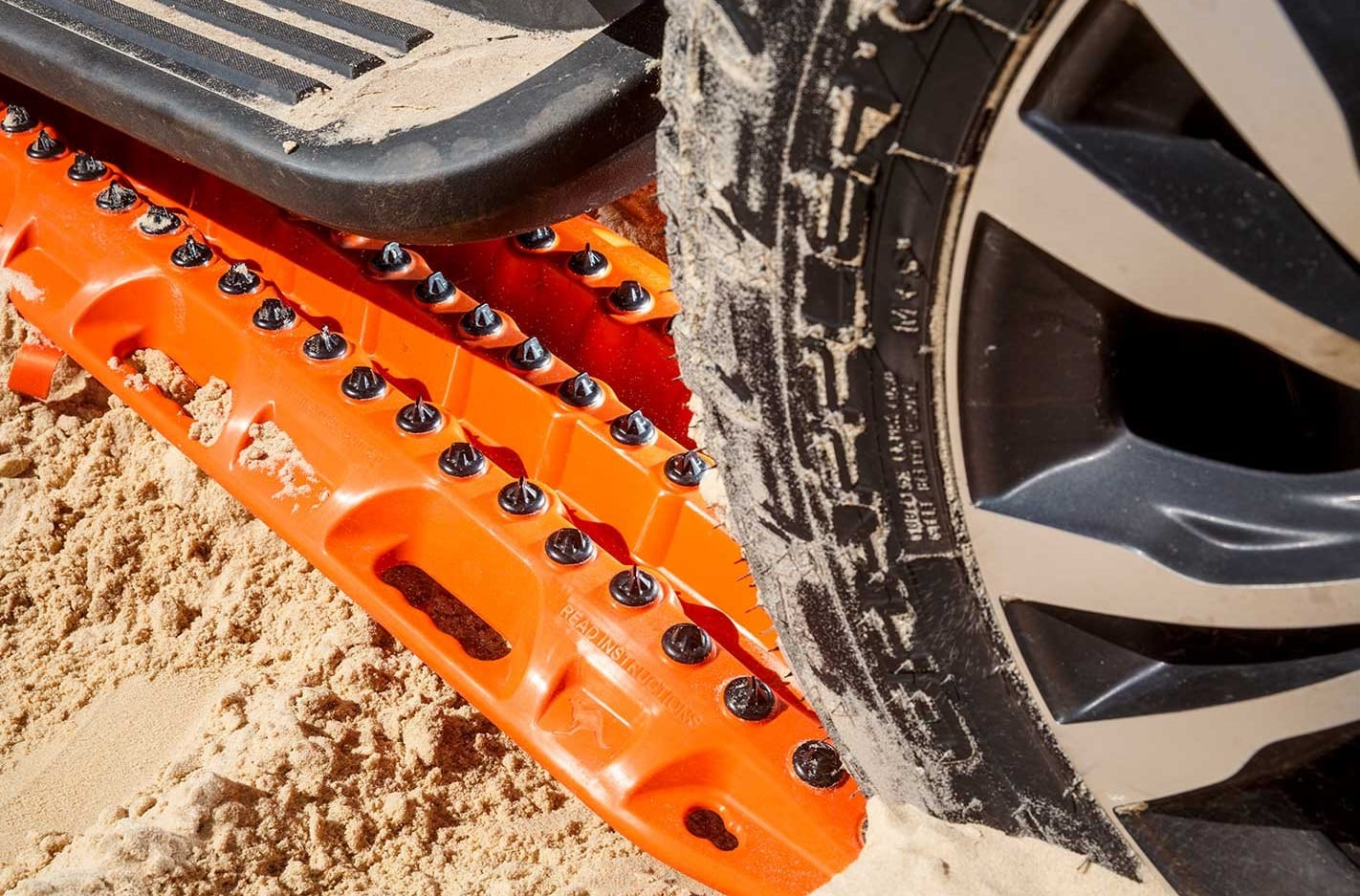 MaxTrax Xtreme recovery board product test