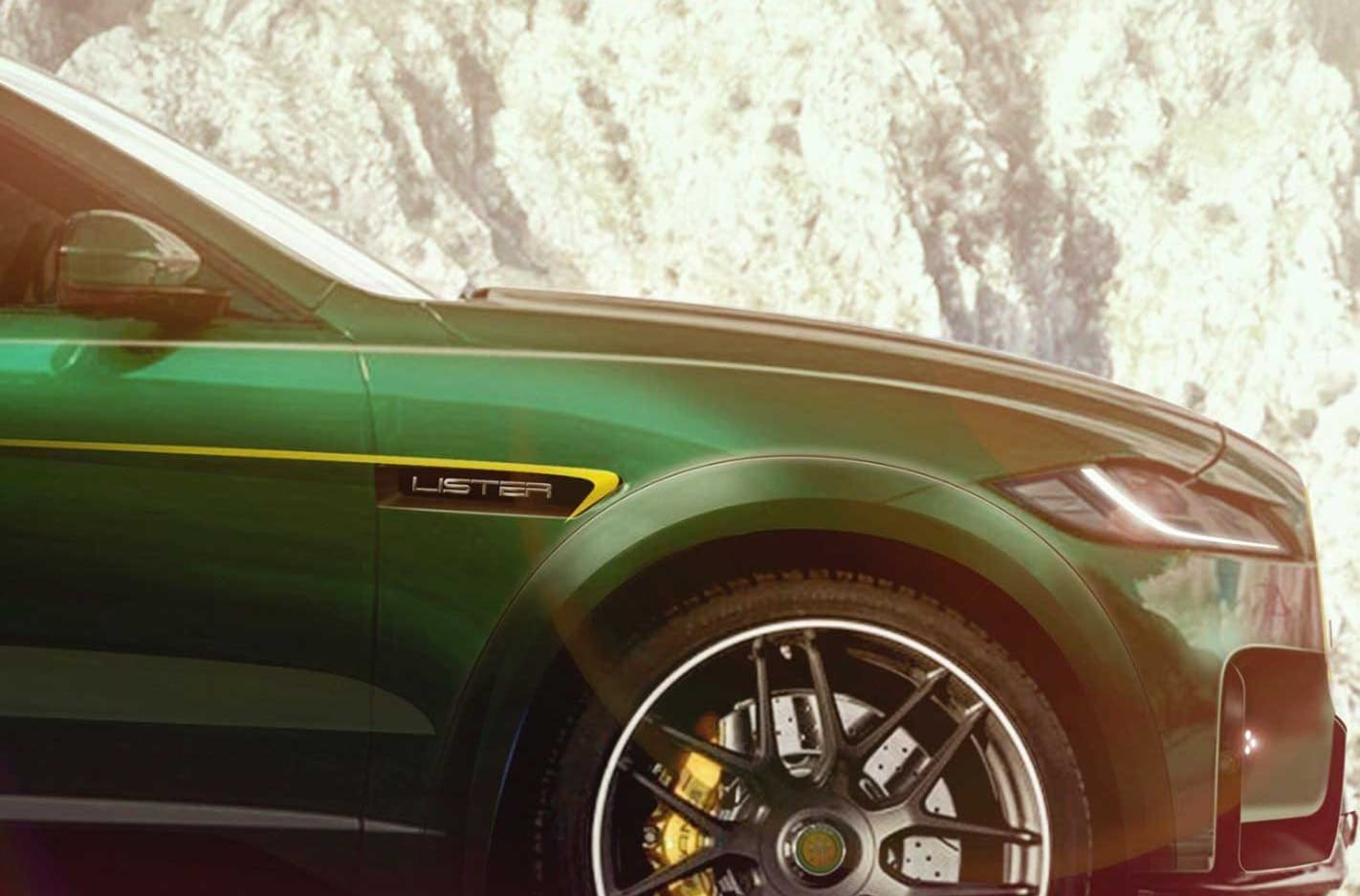 Lister to reveal Worlds fastest SUV
