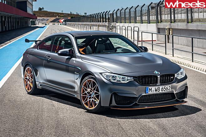 BMW-M4-GTS-side