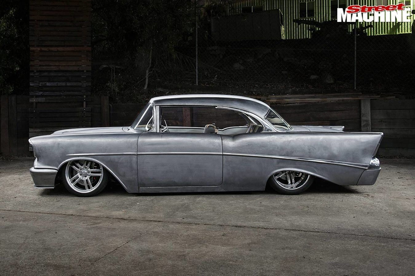 1957 Chev profile