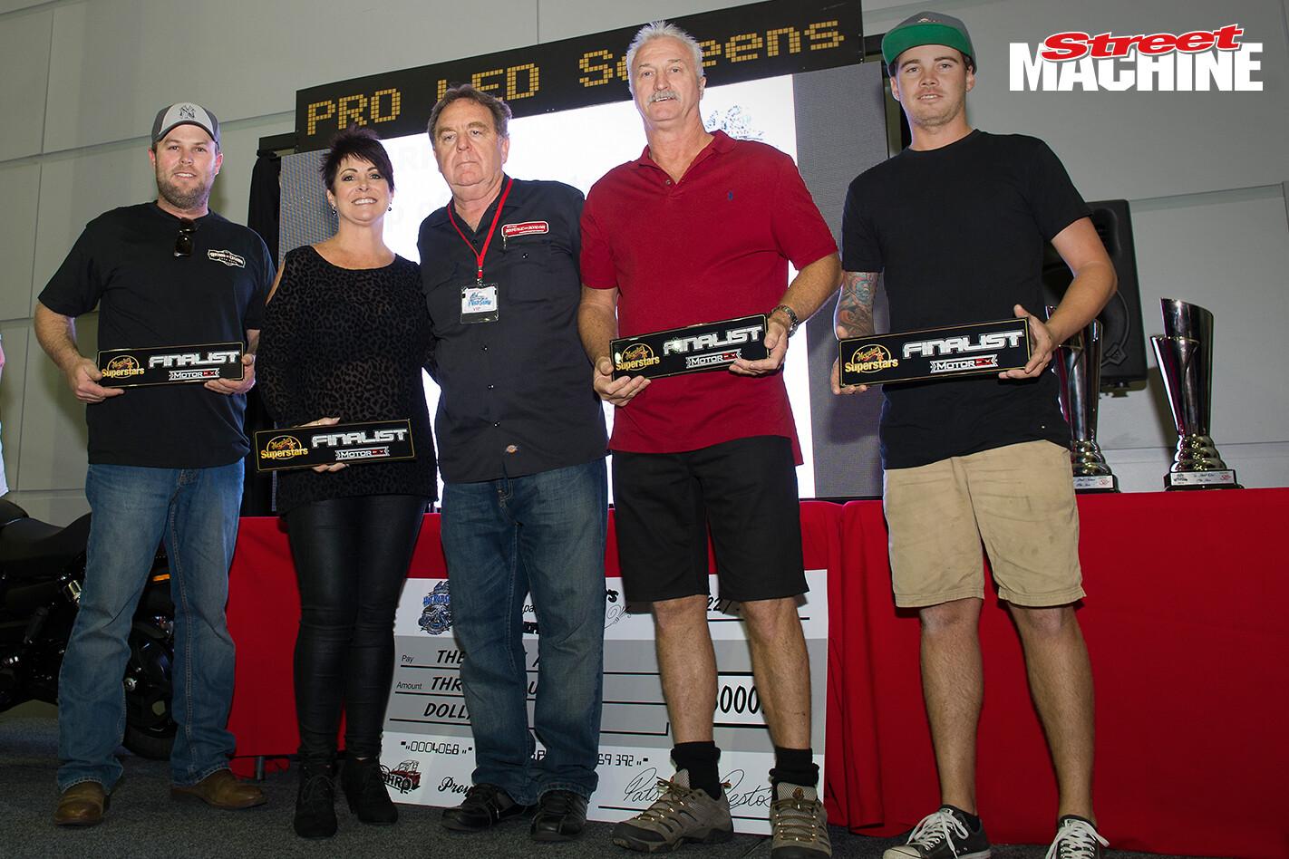Queensland Hot Rod Show Winners