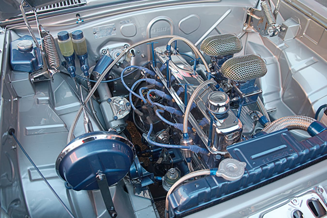 Holden red motor six