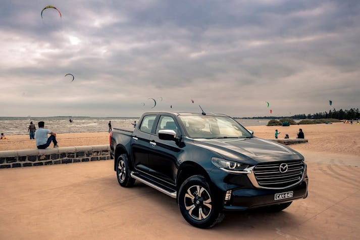 2021 Mazda BT-50 GT dual cab 4x4 long term review