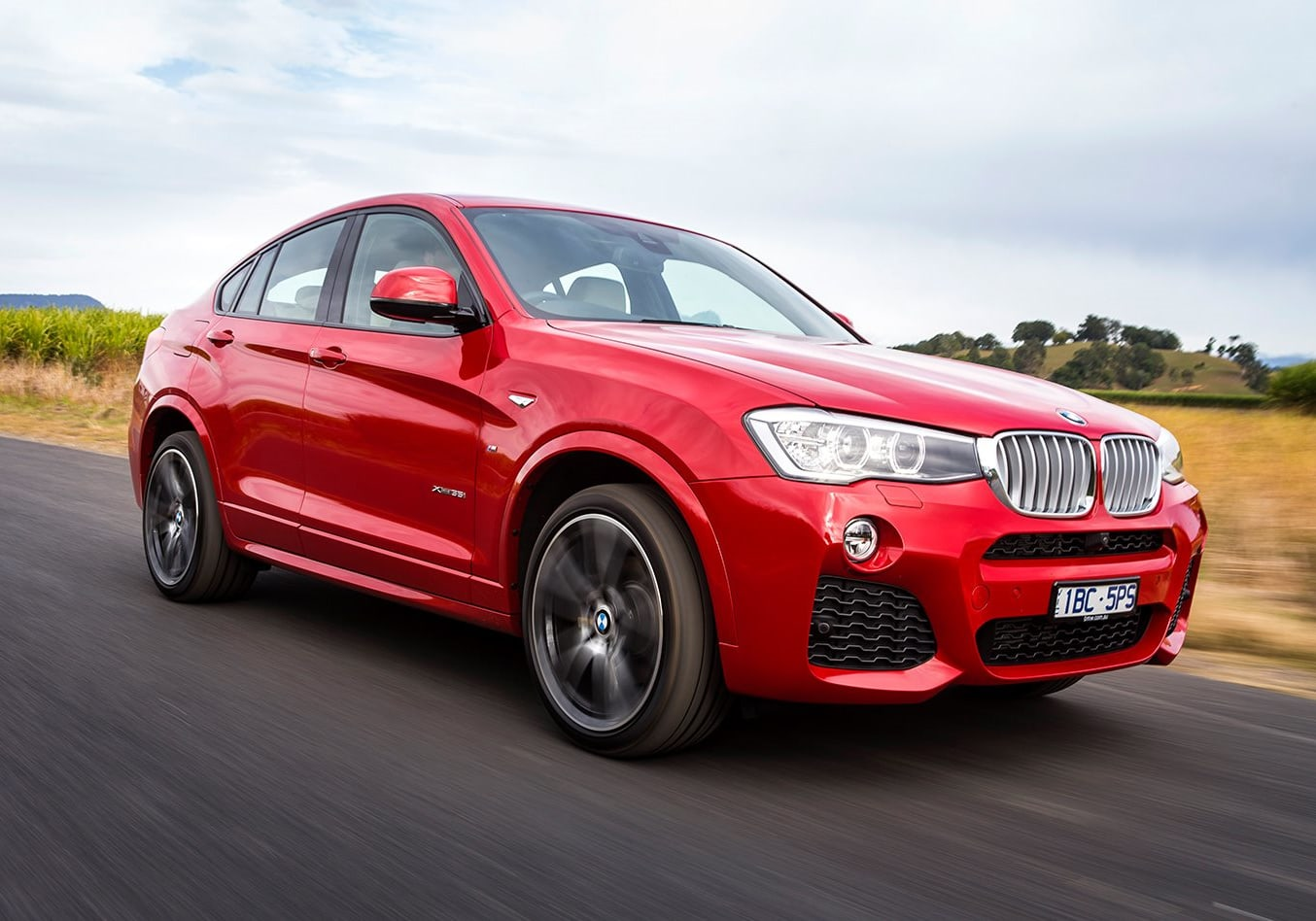 BMW X4 35i review