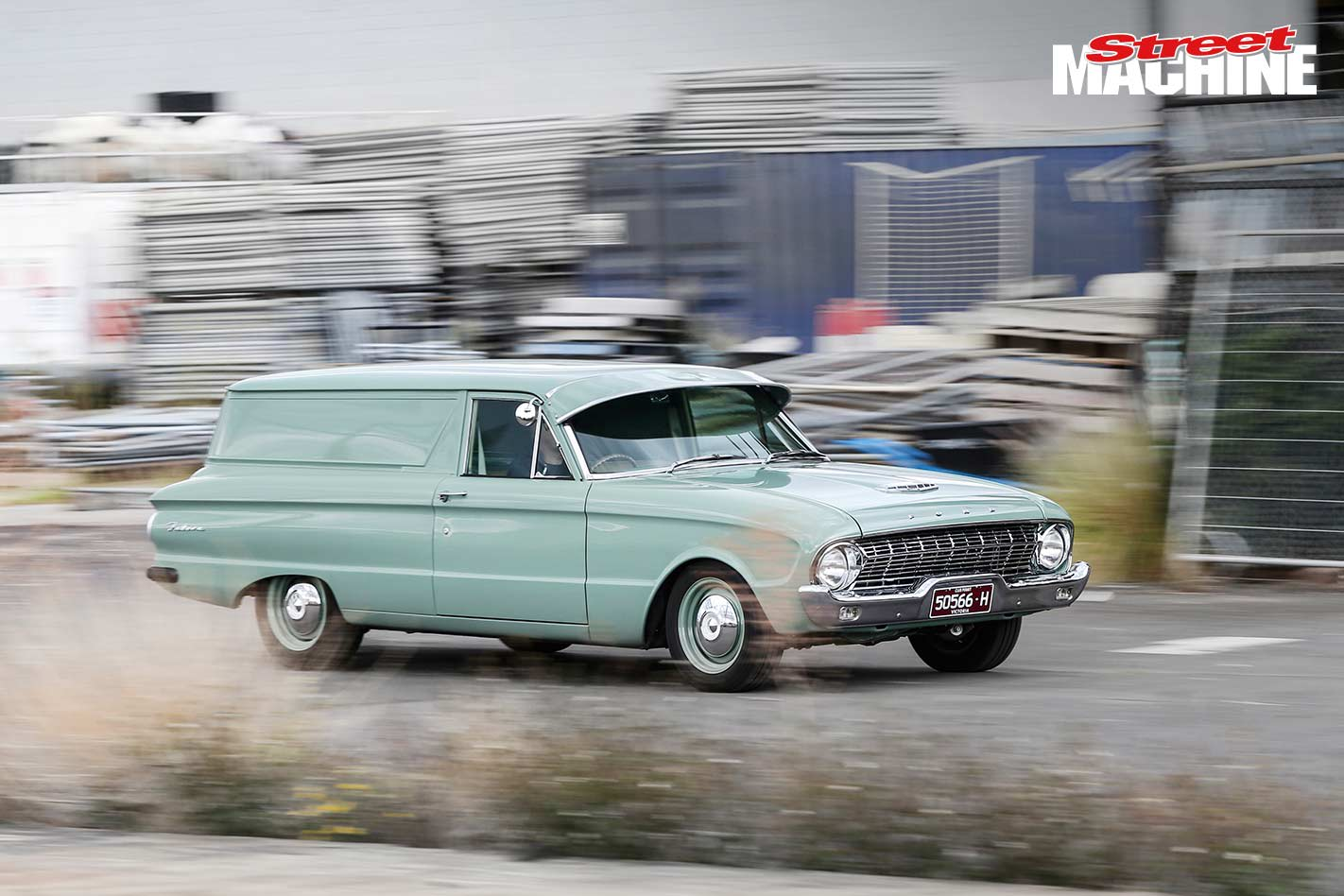 Ford XL Falcon Delivery 11 Nw