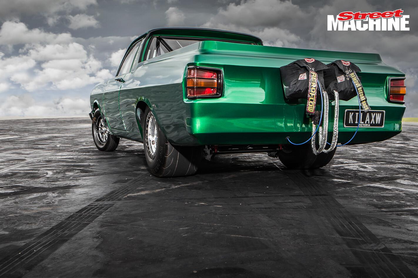 Ford XW Ute KILLAXW Nw