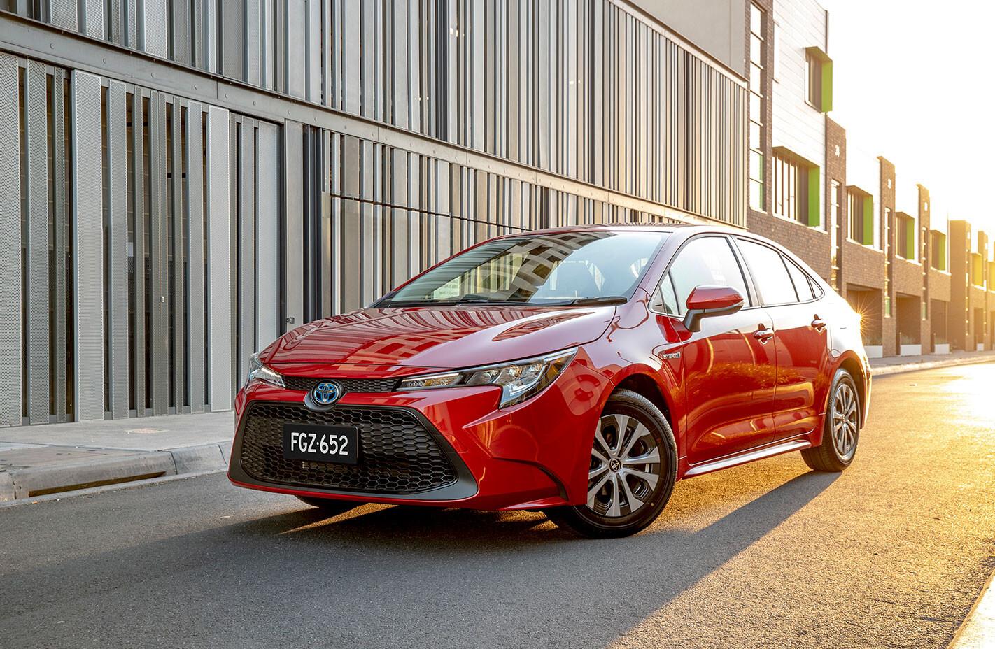 Toyota's Hybrid-Electric Technology