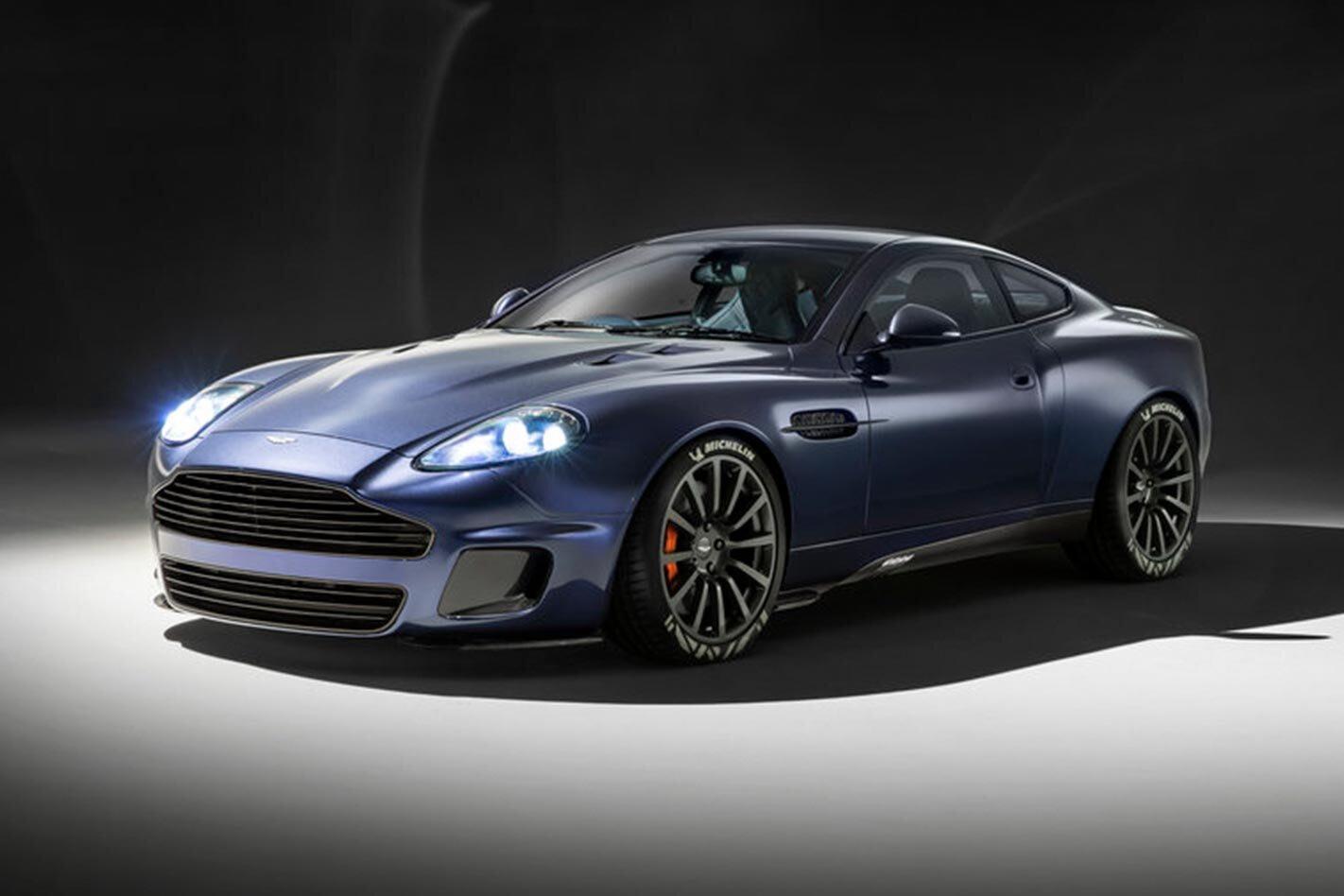 Aston Martin Ian Callum Vanquish 25
