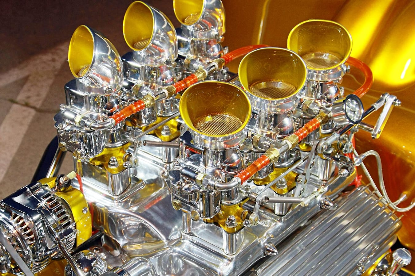 Ford Model T trumpets