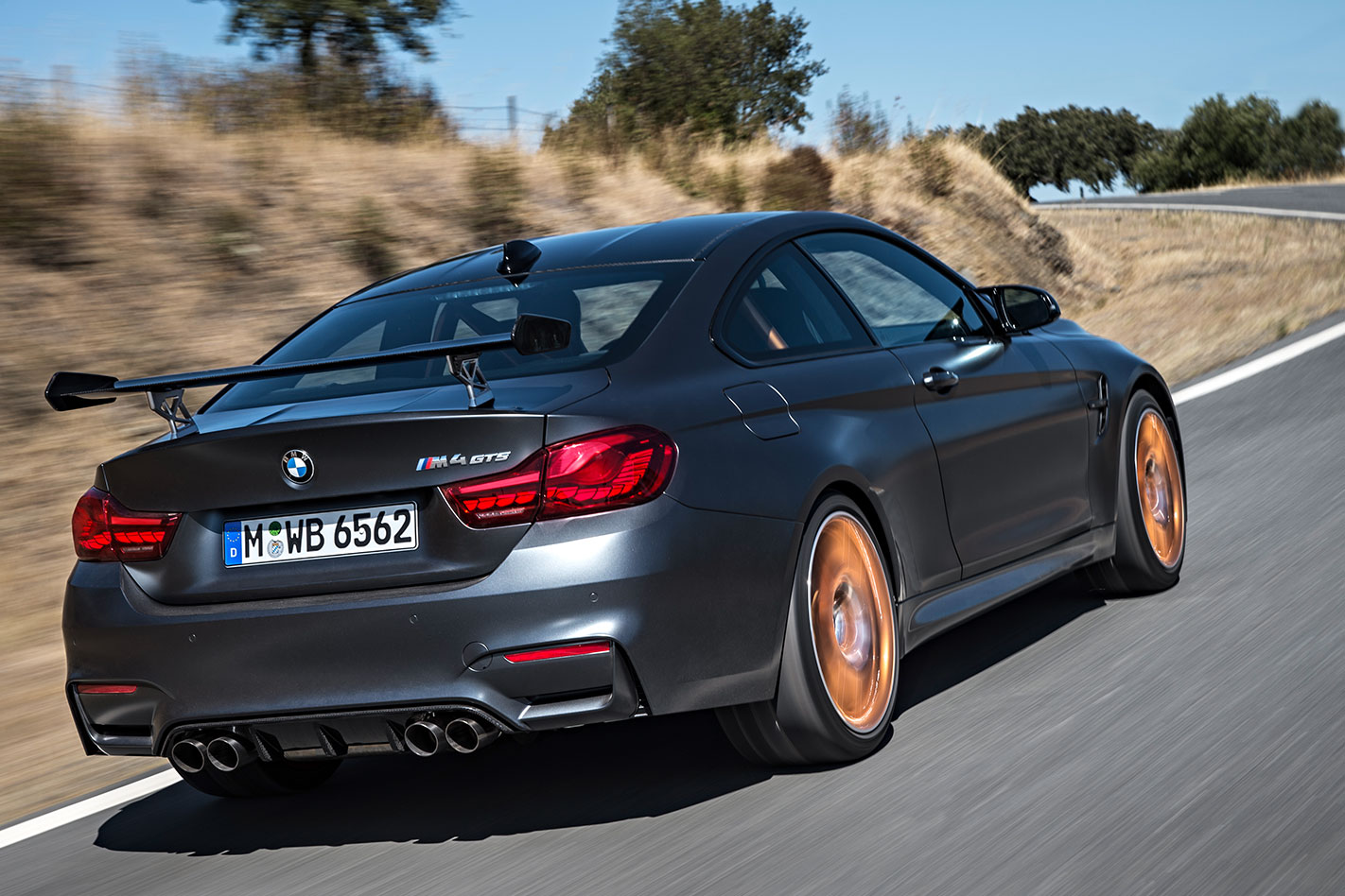 Ultimate BMW M3s rear