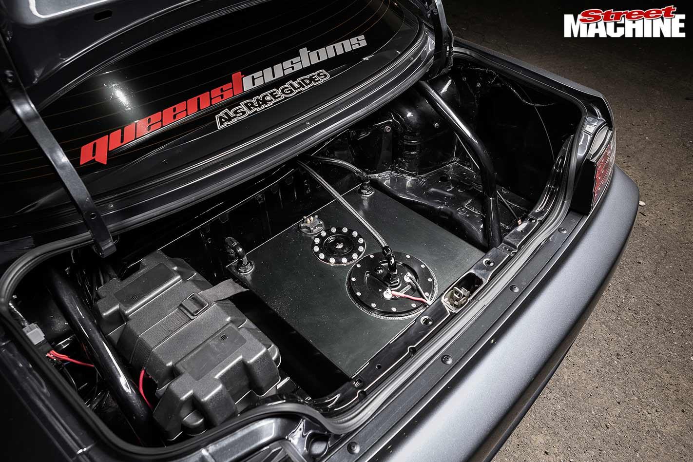 Nissan 200SX boot