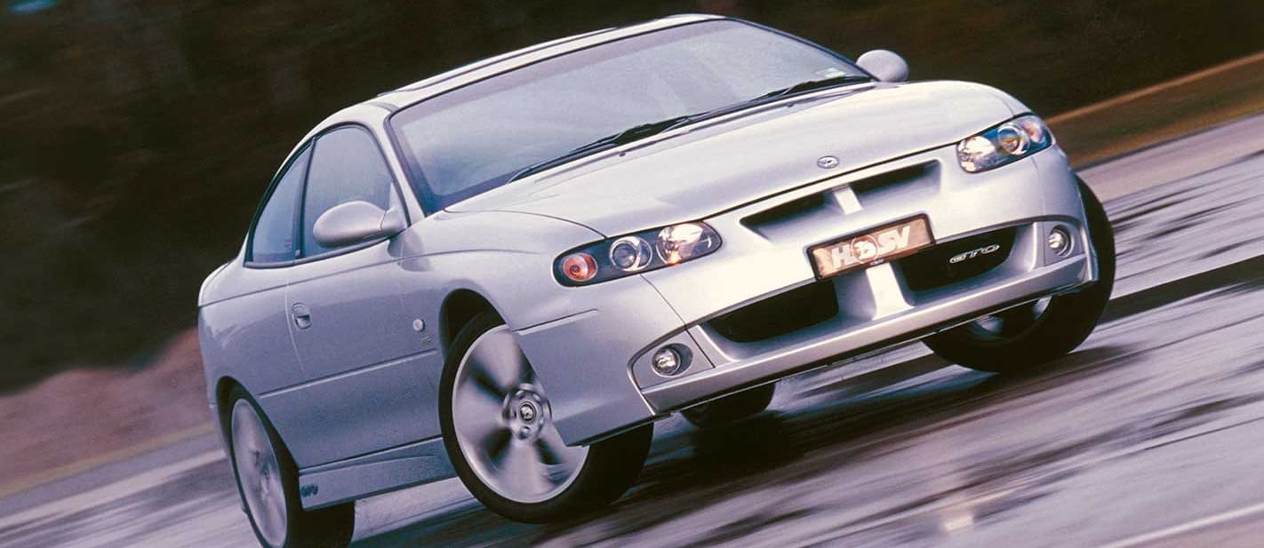 2004 HSV GTO Coupe LE review classic MOTOR