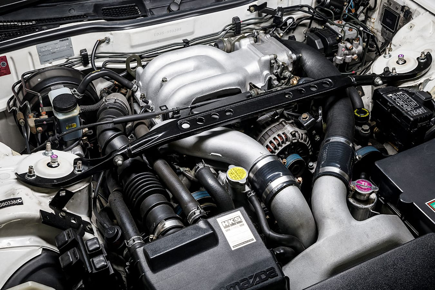 Mazda RX-7 engine