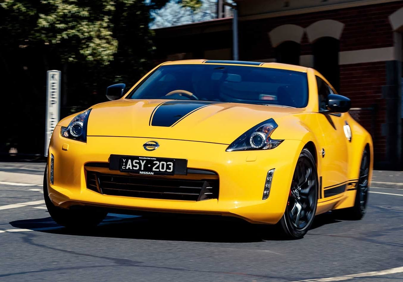 2019 Nissan 370Z N-Sport performance review