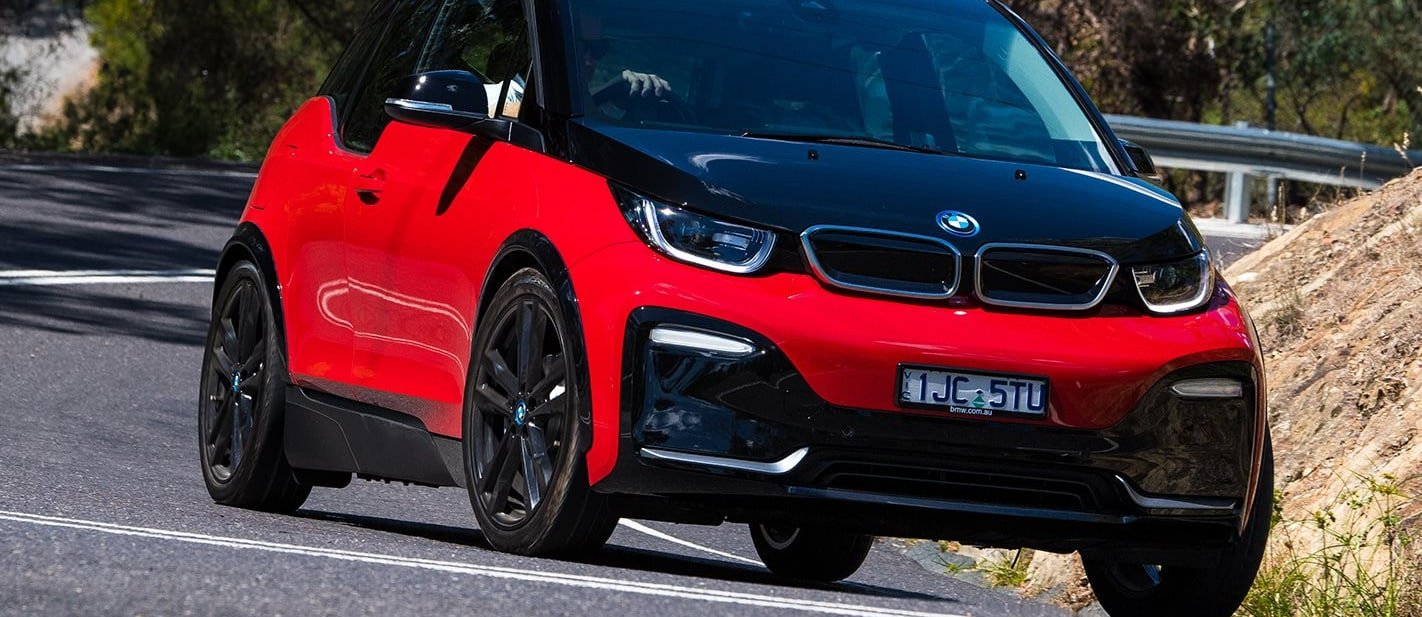 2018 BMW i3S review