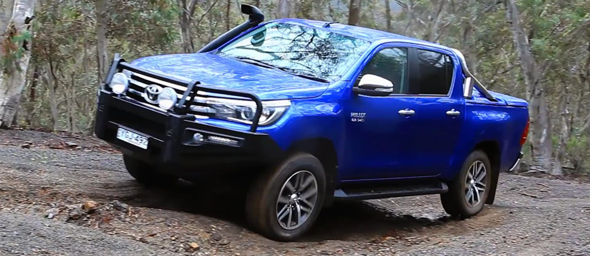 2016 Toyota Hilux SR5 joins the 4x4 shed