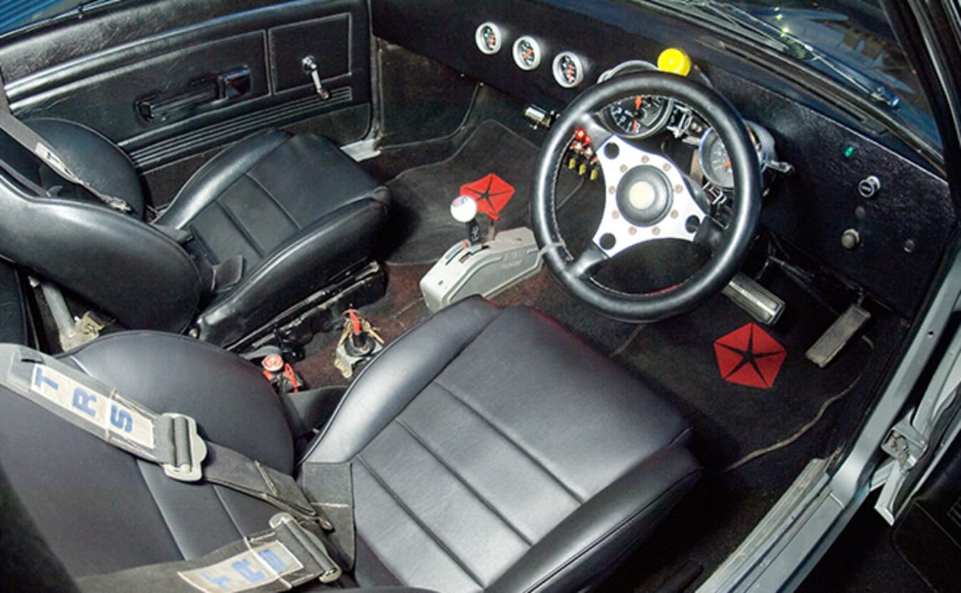 Charger VH interior
