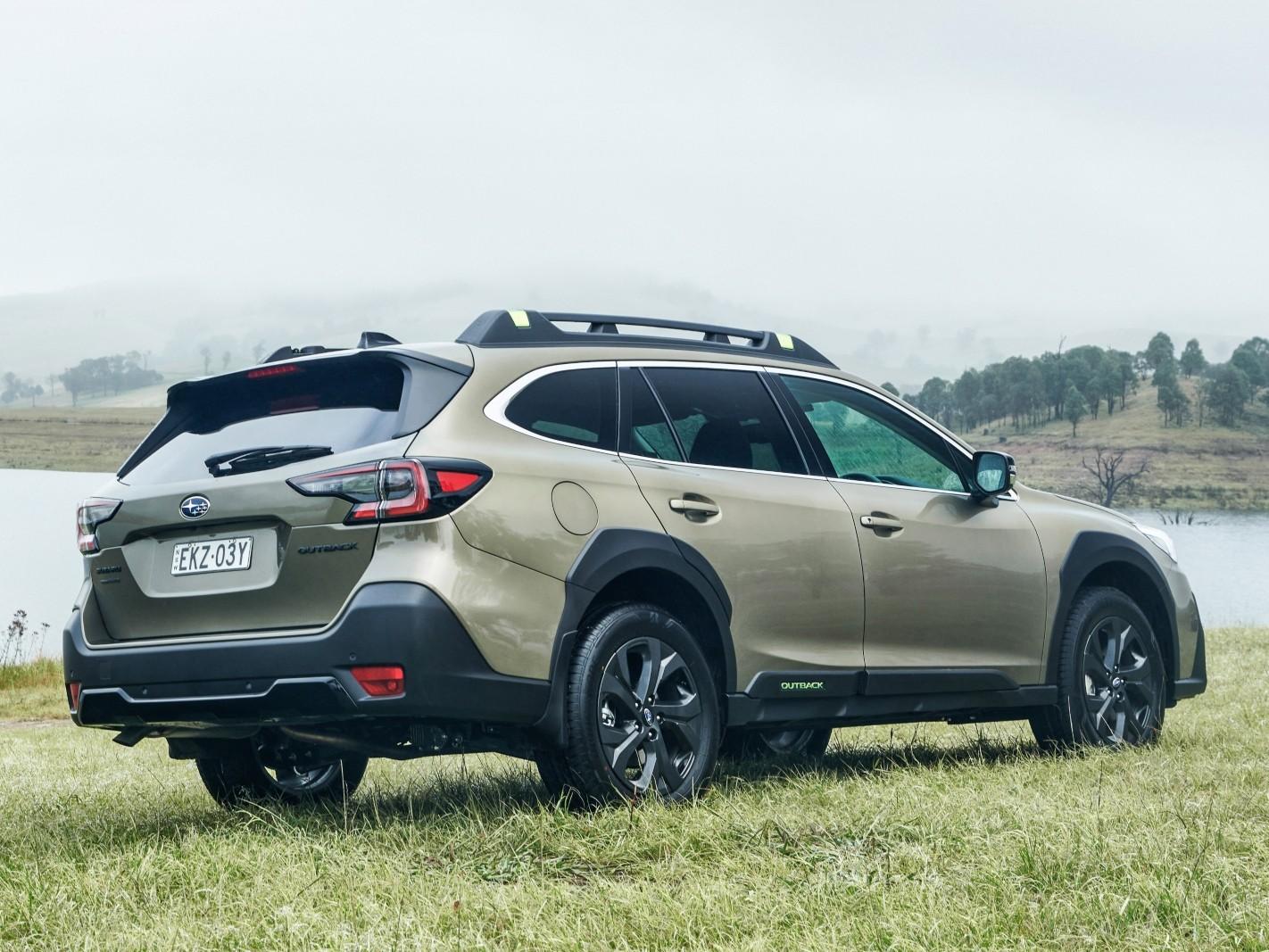 2021 Subaru Outback Sport