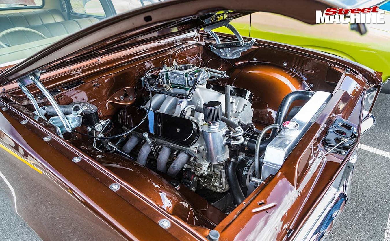 Holden HG engine ay