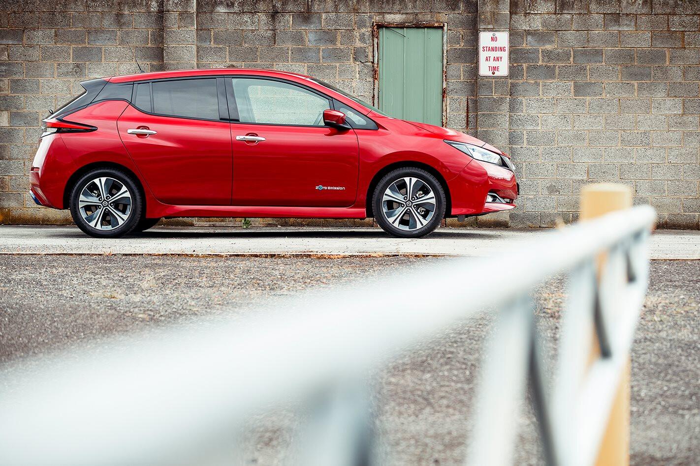 2020 Nissan Leaf COTY contender