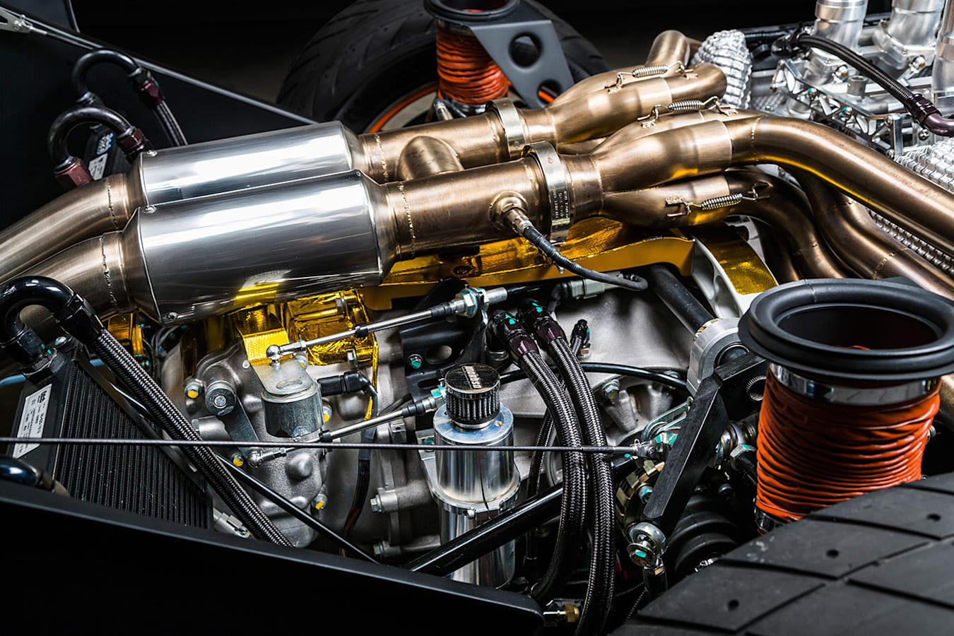 Ford GT40 engine